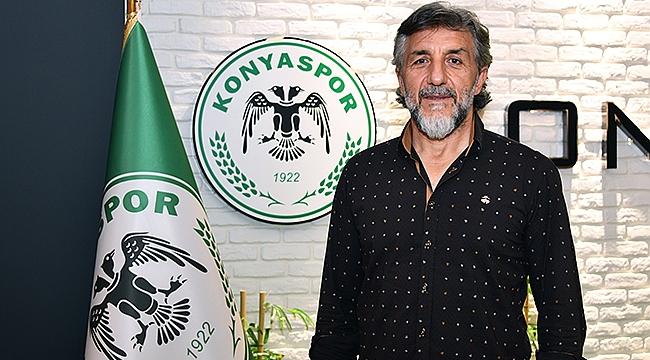 Erkan: Konyaspo'da işler istediğimiz gibi gidiyor