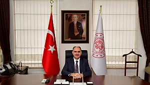 Vali Özkan'dan Cumhuriyet Bayramı mesajı