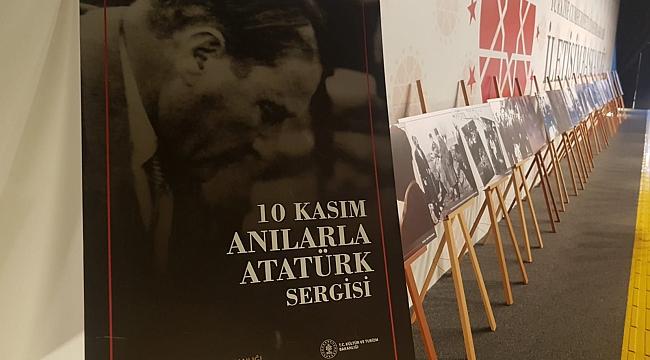 Atatürk'ün Özel Fotoğrafları DGM'de
