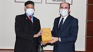 Bangladeş Büyükelçisi'nden Altay'a Ziyaret