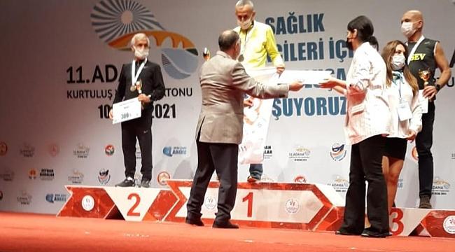 TSYD'li Atamer'den bir başarı daha