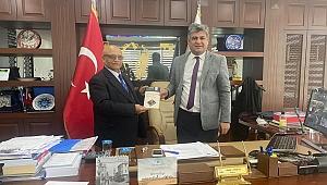 Mehmet Çiçekdağ'ın kitabı yayınlandı