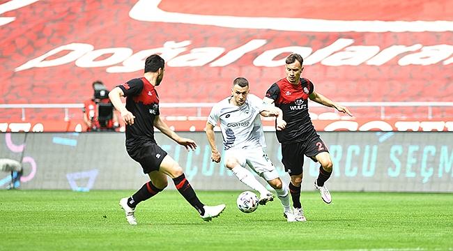 6 maç sonra gelen gollü galibiyet 5-1