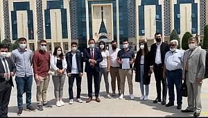 CHP'den, Atatürk'e hakarete suç duyurusu
