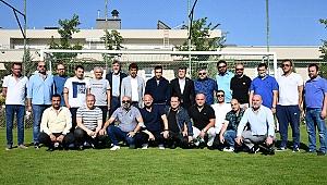 Konyaspor'da İlk toplantı Kayacık tesislerinde yapıldı