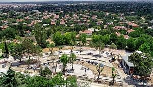 Meram'a gözde park alanları oluşturuyoruz
