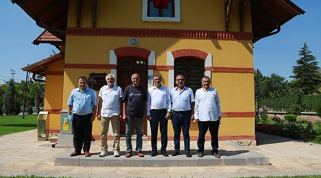 CİB'ten TSYD Konya'ya ziyaret