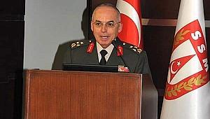 Kara Kuvvetleri Komutanlığına Konyalı Orgeneral