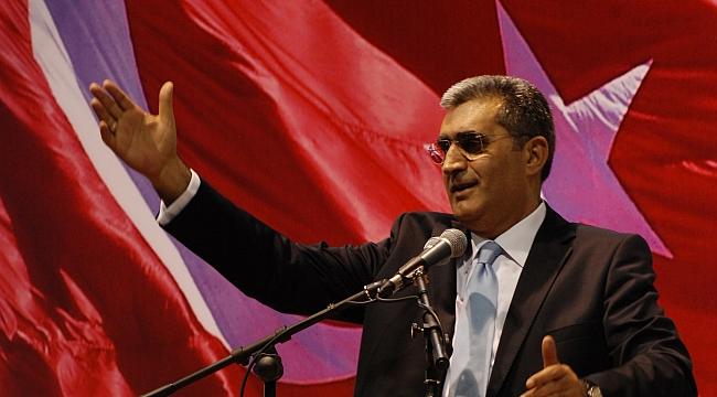 Konuk: Türk milleti hür ve bağımsız yaşama kararlılığını sürdürecektir