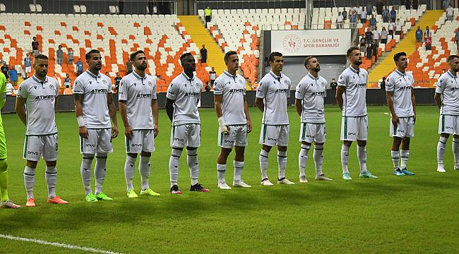 Konyaspor'dan 6 oyuncuya milli davet