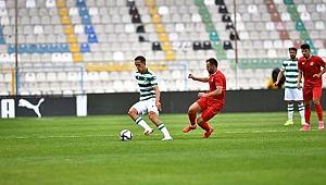 Konyaspor uzatmalarda güldü 1-0