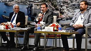 """Kılca, Turizm Çalıştayı""""nda Karatay'ın projelerini anlattı"""