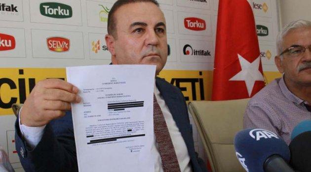 Ahmet Baydar iddialara cevap verdi