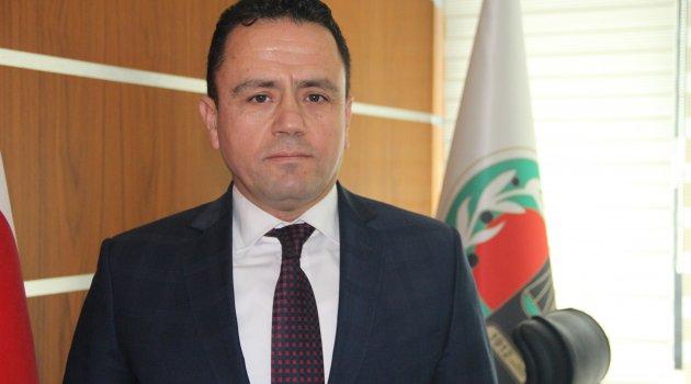 Baro Başkanı Aladağ, gazetecilerin bayramını kutladı