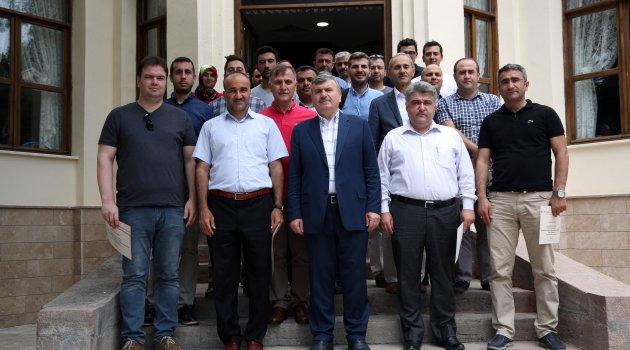 Bilgi İşlem Yöneticileri Konya'da Buluştu