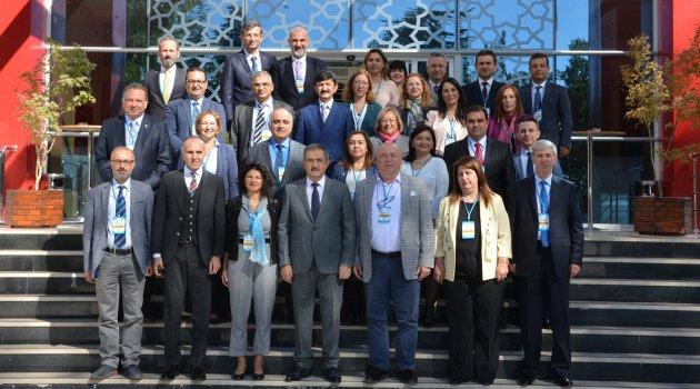 Diş Hekimliği Dekanlar Konseyi, Konya'da Buluştu