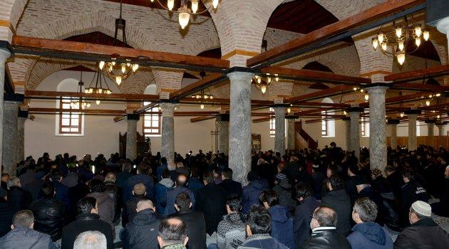 Doğu Bölüm İbadete Açıldı