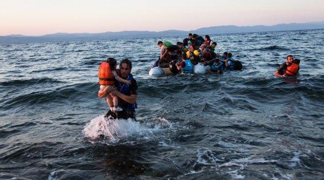 Dünyada 65 milyon kişi evinden oldu