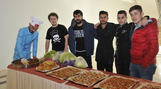 Gastronomi Ve Mutfak Sanatları Bölümü  açıldı