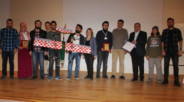 İHA Yarışmasından NEÜ'lü Mühendis Adaylarına Ödül