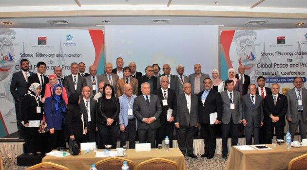 İslam Dünyası Bilim Akademisyenleri Konferansı Sona Erdi