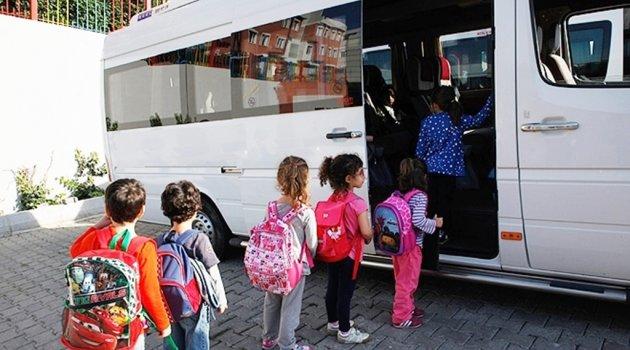Karamercan: Herkes okul servis şoförü olamayacak
