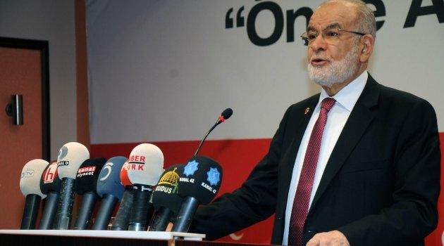 Karamollaoğlu: İktidar politikasını güncellesin