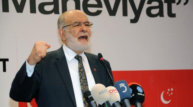 Karamollaoğlu : Mehmetçiğe haksızlık olur