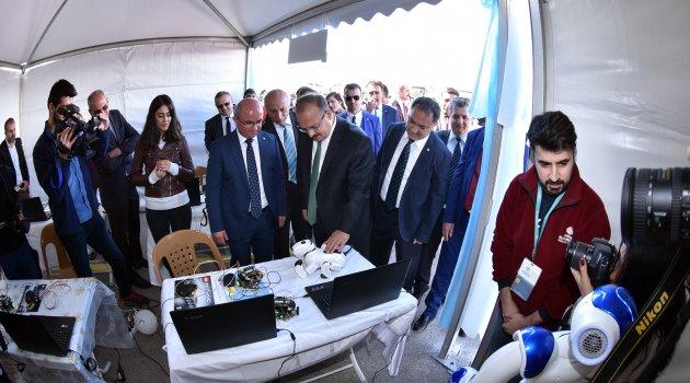 Konya Bilim Festivali'nin Açılışı Yapıldı