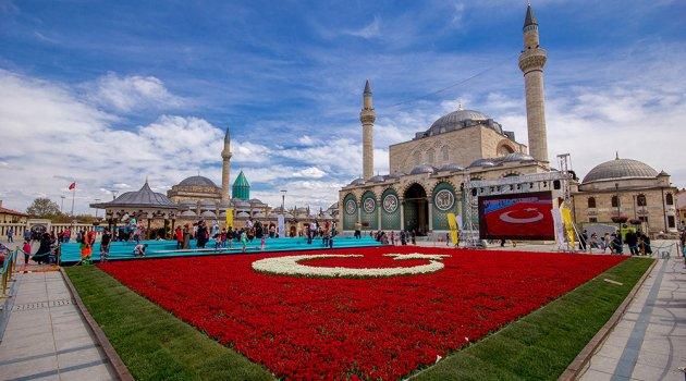 Konya'da Bahar Fotoğraf Yarışması sonuçlandı