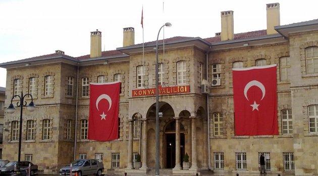 Konya'da tutuklanan memur sayısı!