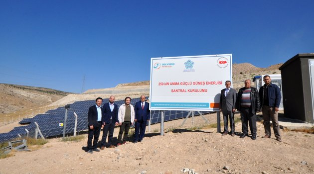 NEÜ'den Konya'nın Elektriğine Önemli Katkı