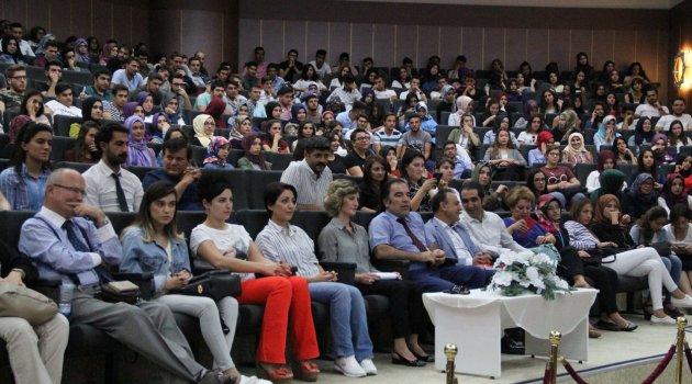 Sağlık Hizmetleri MYO'da Öğrencilere Oryantasyon Eğitimi