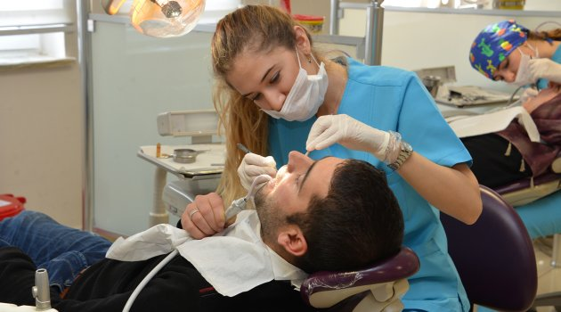 """Selçuk Diş , """"Diş Sağlığı Turizmi""""nde öncü olacak"""