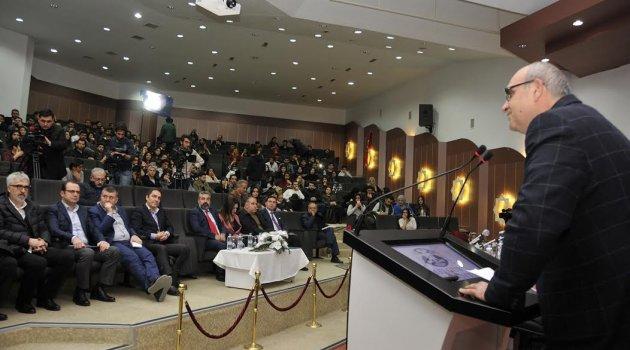 Selçuk'ta TRT Akademi Söyleşileri Gerçekleştirildi