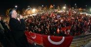 Büyük Türkiye Yolculuğunda El Ele Omuz Omuza Çalışacağız