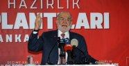SP lideri Karamaollaoğlu: Laf değil icraat bekliyoruz!