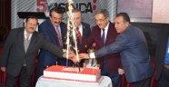 Anadolu'da Bugün  Gazetesi yeni yaşını kutluyor