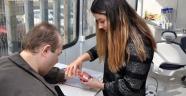 Gezici Ağız ve Diş Kliniği Hizmete SOBE'de Devam Etti