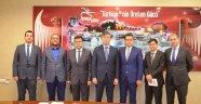 Kazak Elçi  Konya Şeker'i ziyaret etti