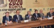 Konya UNESCO 2020 Dünya Kitap Başkenti adayı oldu