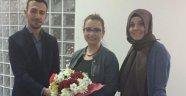 Koparal  Eczacılık Fakültesi Öğrencileri ile buluştu