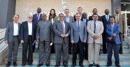 Kütükcü, Sudanlı iş adamlarını Konya'ya davet etti