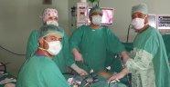 Meram Tıp Fakültesinde Bir Başarılı Ameliyat Daha