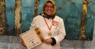 NEÜ Öğrencilerine Pastacılık Festivalinden Ödül