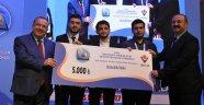 Proje yarışmaları'nda Selçuk'a birincilik ödülü