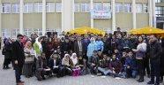 Selçuk Üniversitesi'nde Öğrencilere Helva İkramı