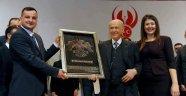 Türker Türkoğlu MHP il başkanlığına aday oldu