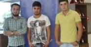 Yetenekler Konya'da yarıştı