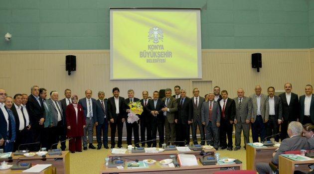 TBB Başkanlığı Konya'ya Verilen Bir Değerdir